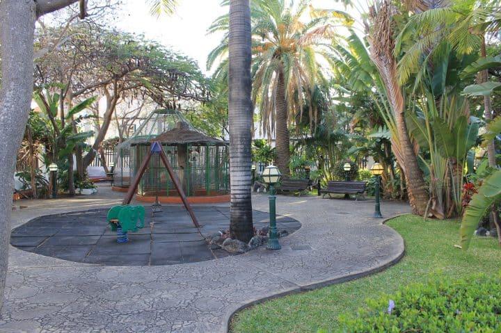 parque Santa Rosalía en Telde