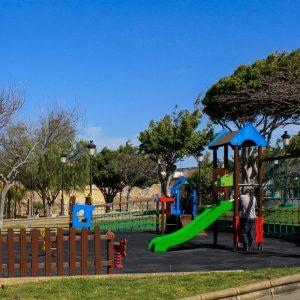 parque infantil parque arnao