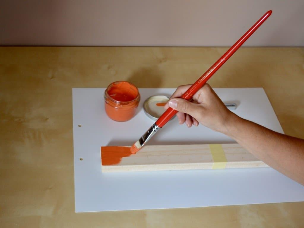 C Mo Hacer Pintura Efecto Tiza O Chalk Paint En Casa Esmartribu # Muebles Efecto Lavado