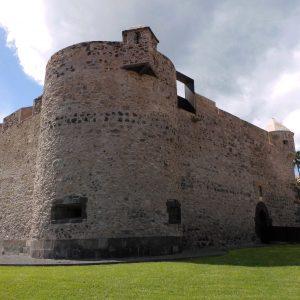 Parque Castillo de la Luz en las Palmas