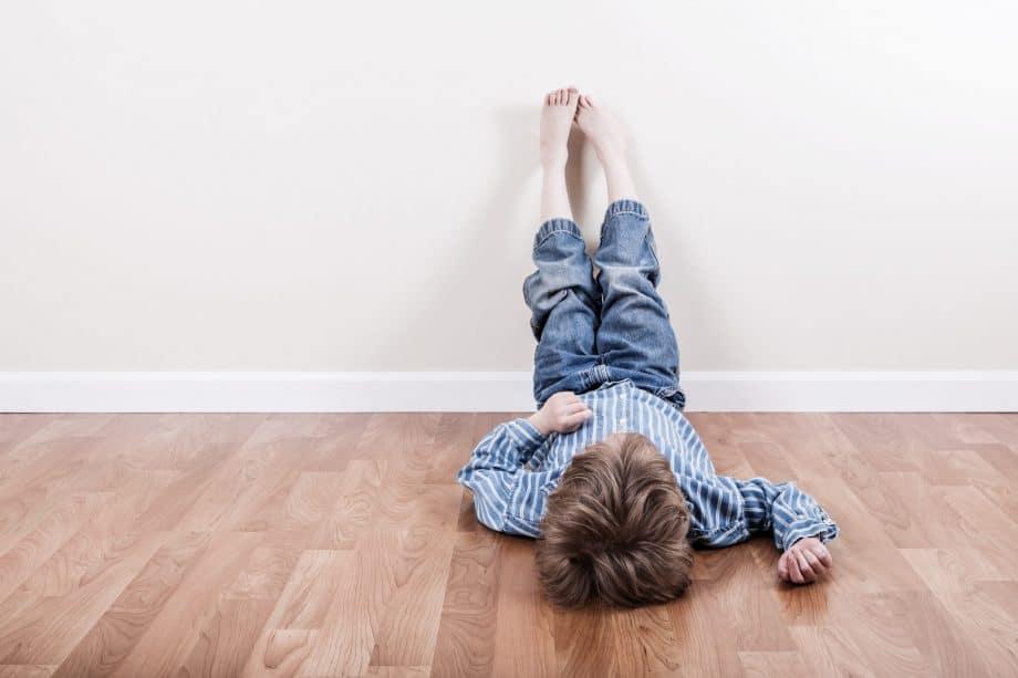 El aburrimiento en los niños como algo positivo