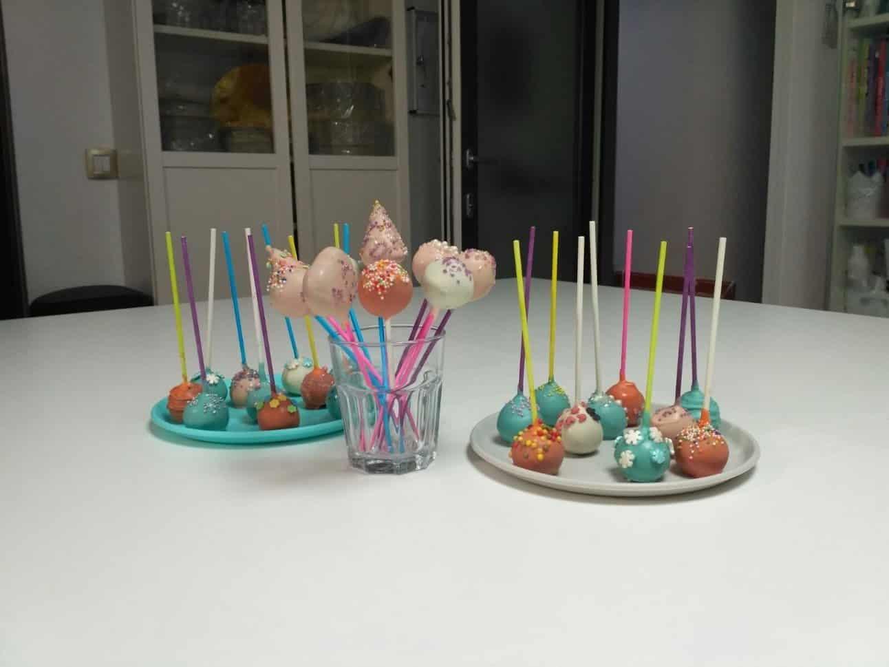 cake pops receta