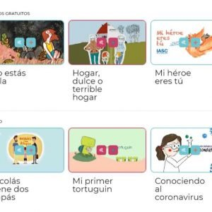portal de cuentos gratis para niños