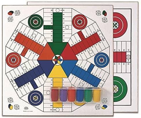 juego clásico para niños el parchis