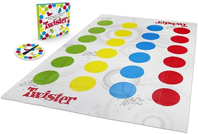 juego del twistter