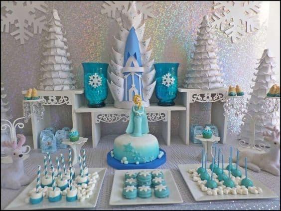 mesa dulce fiesta frozen